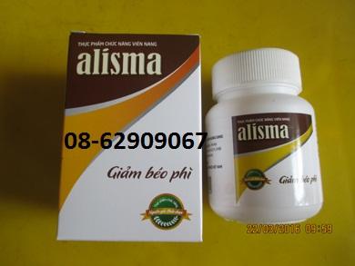 ALISMA- Hạn chế gan nhiễm mỡ, giảm Béo, giảm lipip cao, tăng đề kháng tốt
