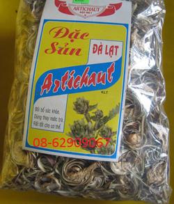 Bông ATISO , Loại nhất= Mát Gan, giải độc, giải nhiệt mùa nóng -hiệu quả