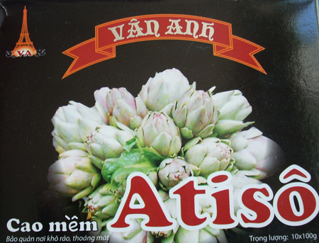 Cao ATISO Đà Lạt -++_ Giúp Mát Gan, giải độc, giải nhiệt mùa nóng -hiệu quả tốt