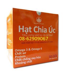 Hạt Chia ÚC-Dùng cho người ốm, các vận động viên, người ăn chay - tốt