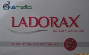 Bán Ladoraz- Giúp trắng Da, cho da mịn màng, chắc và đẹp da