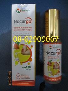Bán Nacurgo-Sản Phẩm cầm máu, chữa vết thương tốt= giá rẻ