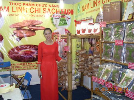 Nấm Linh Chi, -ngừa ung thư, hạ cholesterol, ổn huyết áp, tăng đề kháng