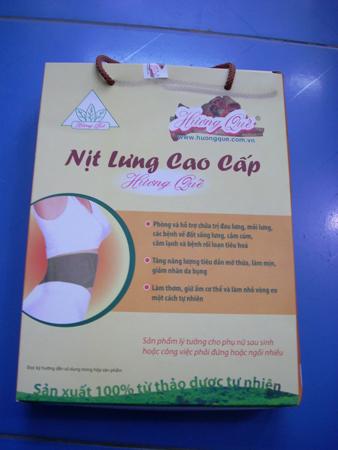 Nịt LƯNG- Giải pháp chống đau lưng, giảm nhức mỏi tốt