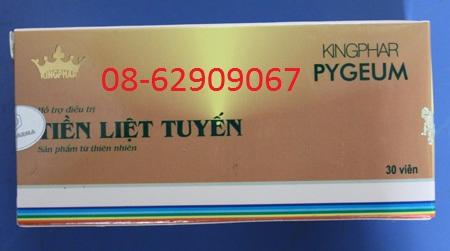 Có bán Sản Phẩm dùng chữa tuyến tiền liệt, kết quả tốt : PYGEUM