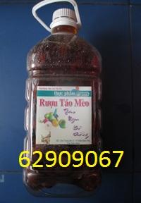 Rượu Táo Mèo, loại 1-Để Giảm mỡ, giảm cholesterol, tiêu hóa tốt, giá rẻ