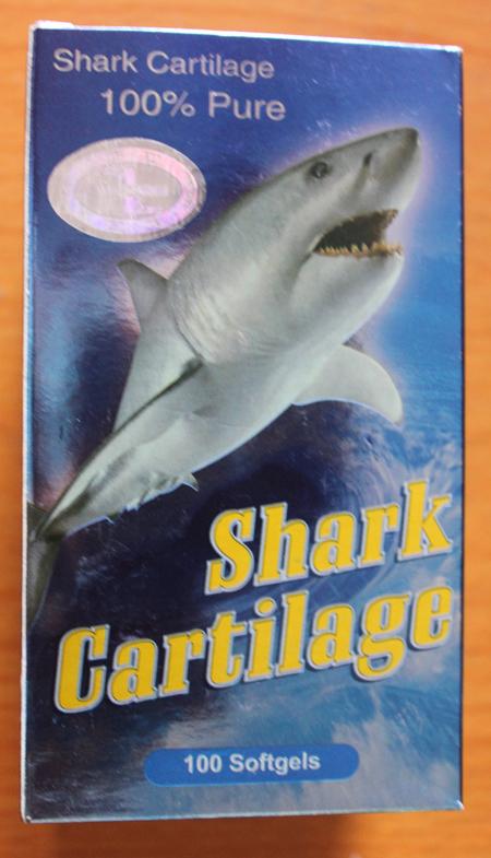 Sụn Cá Mập, chất lượng- dùng để Chữa thoái hoá xương khớp tốt