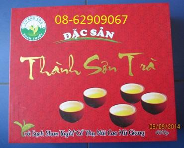 Trà San Tuyết, ngon- Dùng thưởng thức và làm quà biếu