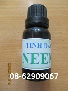 Tinh dầu NEEM- Để chữa mụn, chàm, Matxa giúp làm đẹp da