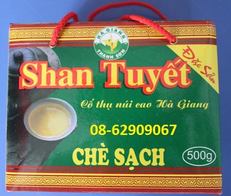 Trà San Tuyết, ngon- Dùng để thưởng thức và làm quà biếu