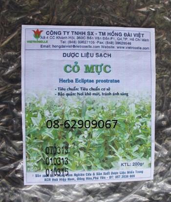 Trà cỏ MỰC-loại tốt, -Dùng Chữa chảy máu Cam, điều trị Can, Thâm âm hư