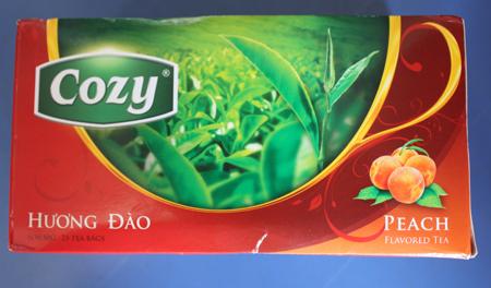 Trà COZY- Sãng khoái, hương vị mới Srilanca, giá ổn định