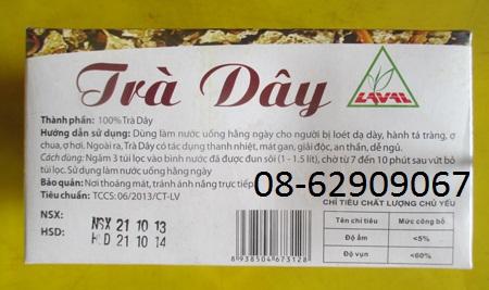 Trà Dây ở SAPA-Làm cho ăn ngon, ngủ khoẻ, Chữa dạ dày, tá tràng hiệu quả giá tốt