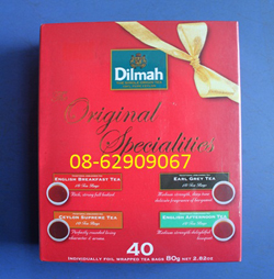 Trà DILMAH- Sãng khoái cùng loại hương vị mới lạ, giá tốt