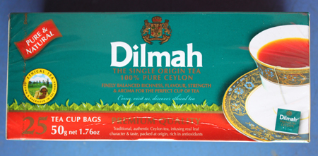 Bán Trà DILMAH, Srilanca, chất lượng - Hương vị thơm ngon, giá rẻ