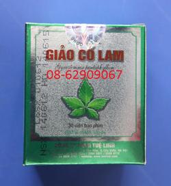 Bán Giảo cổ Lam 7Lá-**- giảm mỡ, ổn huýet áp, giàm cholesterol