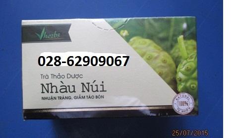 Trà Nhàu núi- chữa tiểu đường, Ngừa táo bón, hạ colesterol, nhuận tràng
