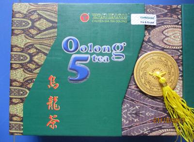 Trà O Long, lNgon- sãng khoái nhều và LÀM QUÀ tặng tốt