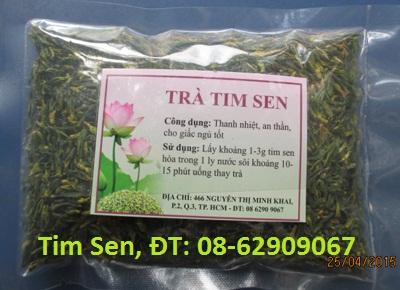 Bán Trà Tim SEN, -Sử dụng cho giấc ngủ sâu, ngon , êm ái