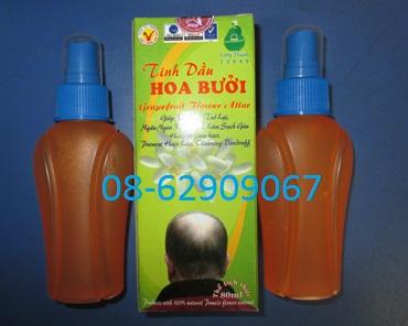 Có bán Tinh Dầu Hoa Bưởi Long Thuận-*-Giúp hết rụng tóc, hết hói đầu- giá rẻ