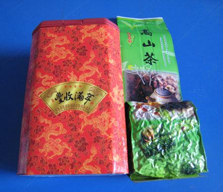 Trà O Long, Thơm ngon-Sản phẩm để thưởng thức và làm quà biếu tốt