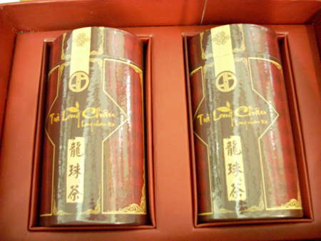 Trà O Long, loại ngon-Dùng để thưởng thức và làm quà biếu tốt